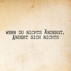 Änderungen einleiten #zitate #quotes #motivation #inspiration ...