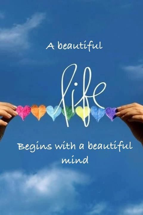 a beautiful LIFE begins with a beautiful mind | WoƦd Game ...