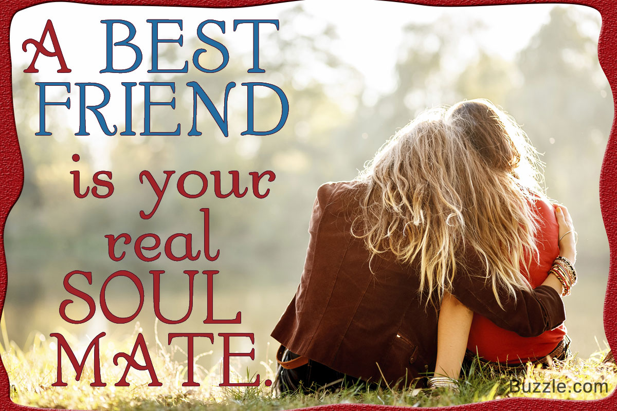 Best Friend Sayings That Will Make You Think of Your Bestie