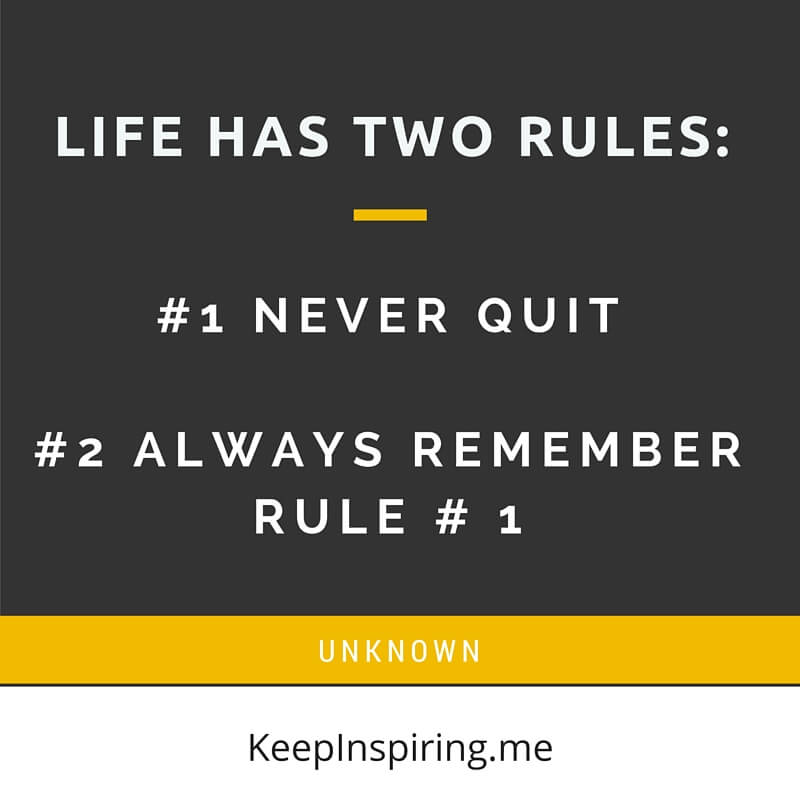 Positive and Inspirational Quotes About Life