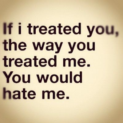 Best Sayings on Love Picture, Download picture of a if i treated ...