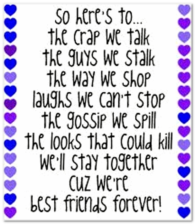 cute quotes for friends Cute Best Friend Quotes Sayings 254 ...