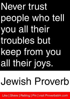46 Best Yiddish Proverbs images in 2018 | Proverbs, Jewish ...