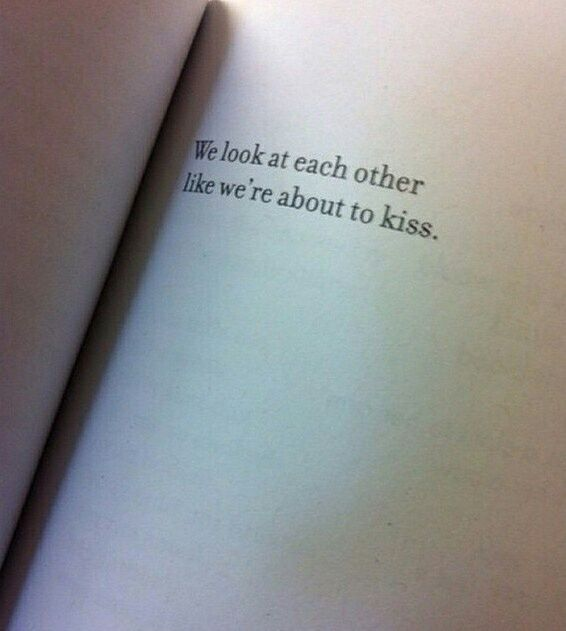 Quotes and inspiration about Love : books, forever, kiss, love ...