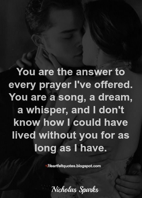 Quotes and inspiration about Love : Love Quotes For Her: Best love ...