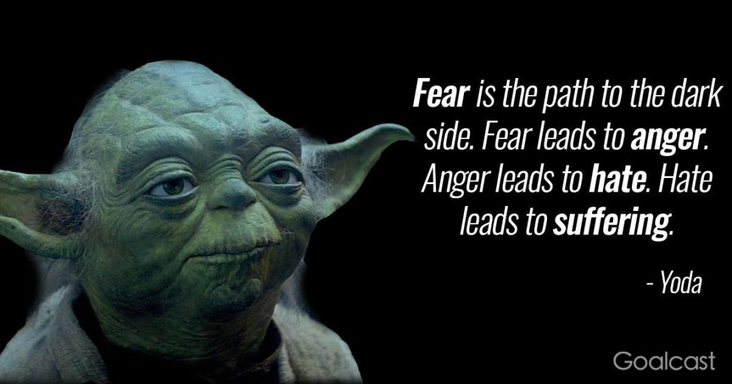 19 Yoda Quotes to Keep You Away From the Dark Side | Goalcast
