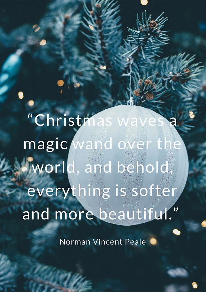 10 Christmas quotes to add some cheer to the festive ...