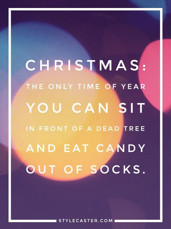 1000+ Funny Holiday Quotes on Pinterest | Christmas funny ...