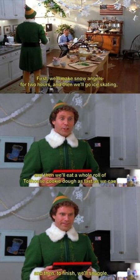 12 Days of Highly Tolerable Holiday Movies: Elf | Elves ...
