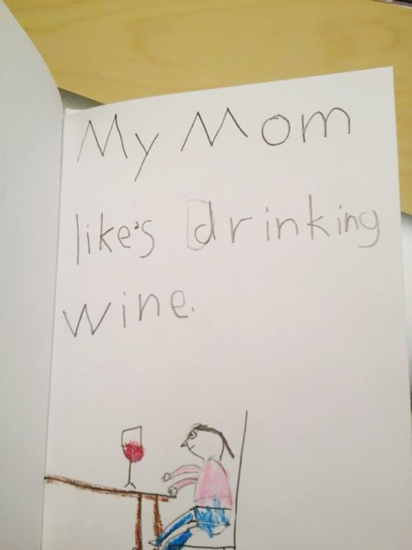 13 Accidentally Inappropriate Kids' Drawings That Turned ...