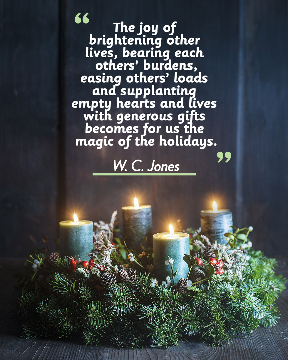17 Merry Christmas Quotes - Inspirational Holiday Sayings
