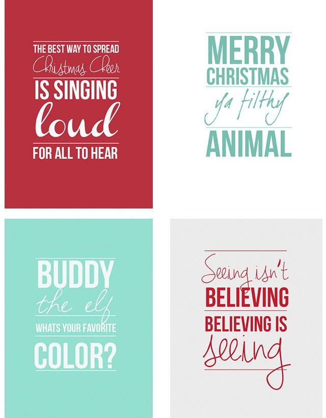 25+ unique Quotes from elf ideas on Pinterest | Christmas ...