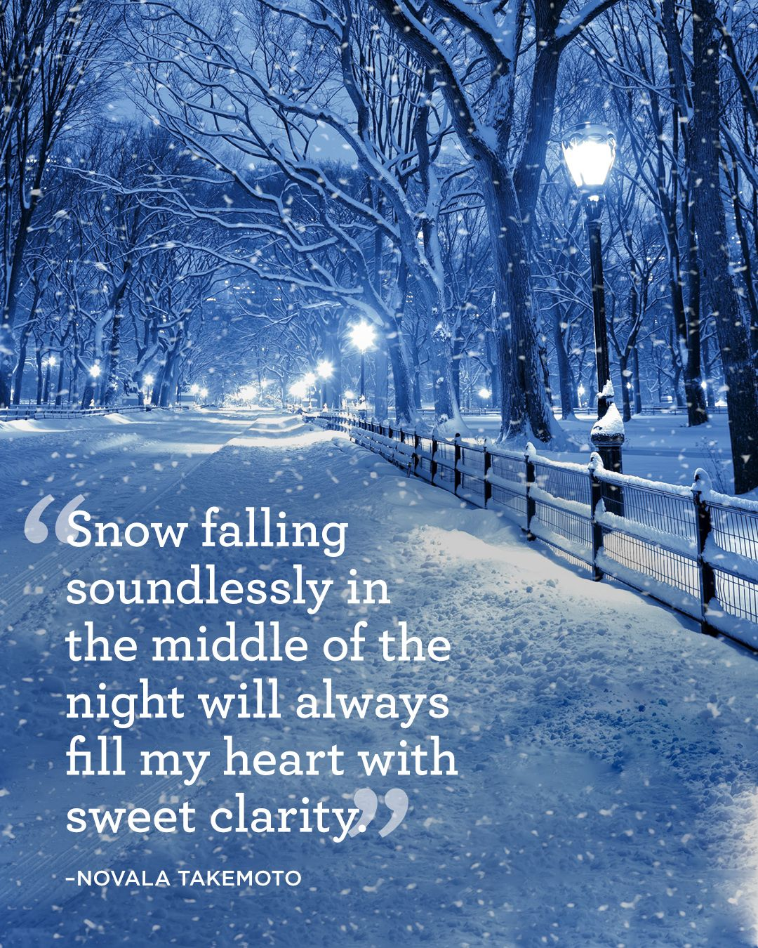 30 Best Winter Quotes to Help You Celebrate the Holiday ...