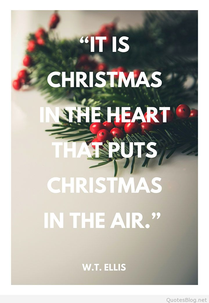 30+ Christmas Quotes, Quotes about Christmas