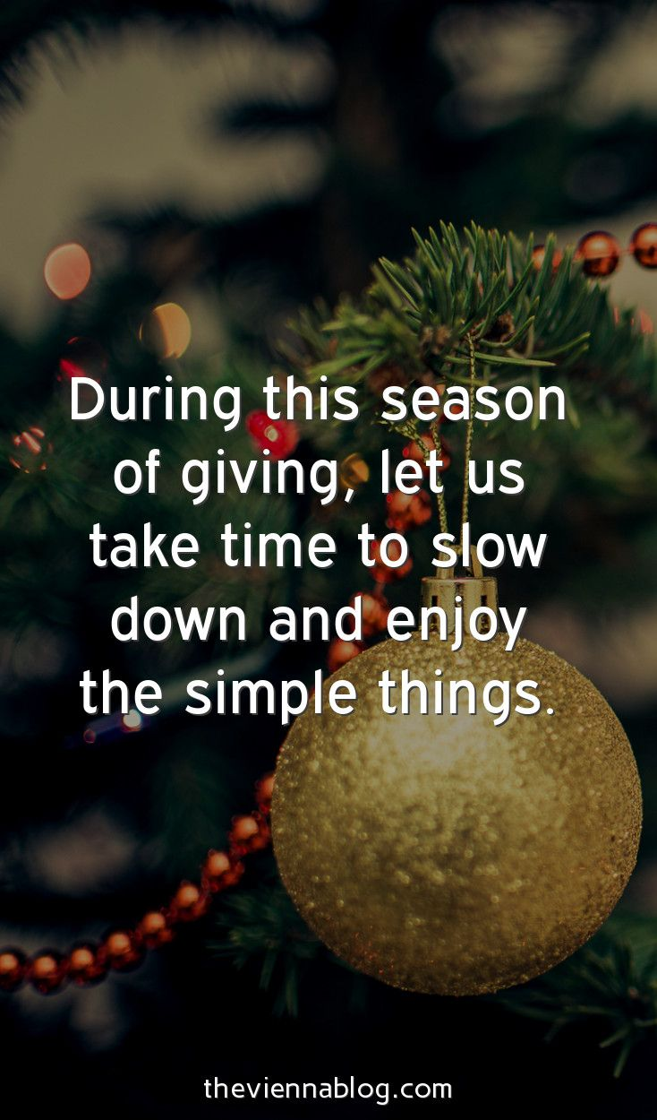 50 Best Christmas Quotes of all time | quotes | Holiday ...