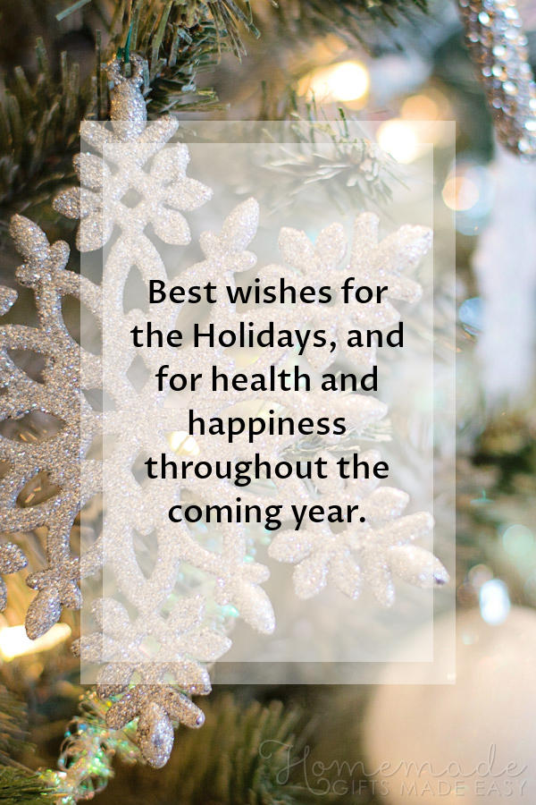 80 Best 'Happy Holidays' Greetings, Wishes, and Quotes