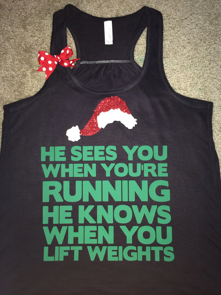 Christmas Fitness Quotes. QuotesGram