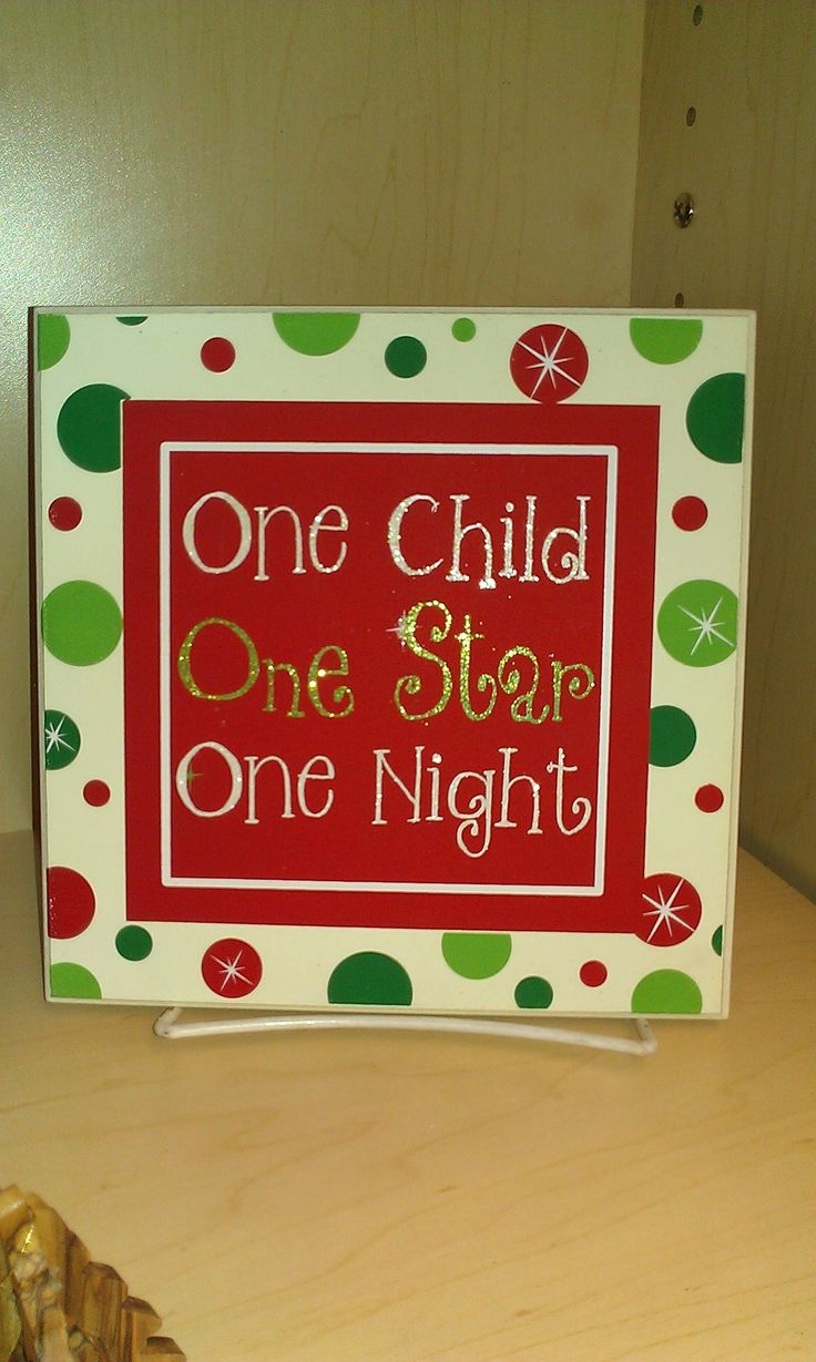 Christmas plaque at Deseret book | Christmas | Pinterest ...