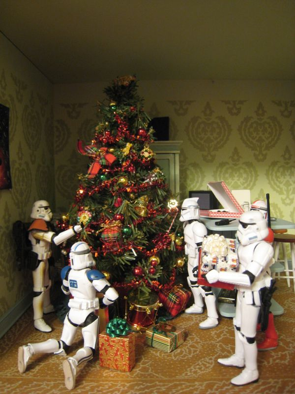 Ewoks and Elves: A Star Wars Christmas