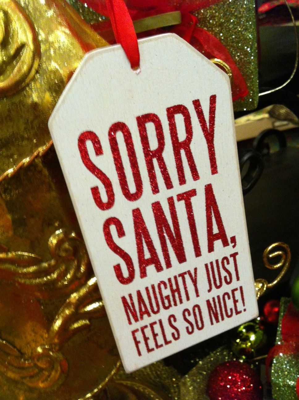 He gonna find out who's naughty or nice. | Christmas ...