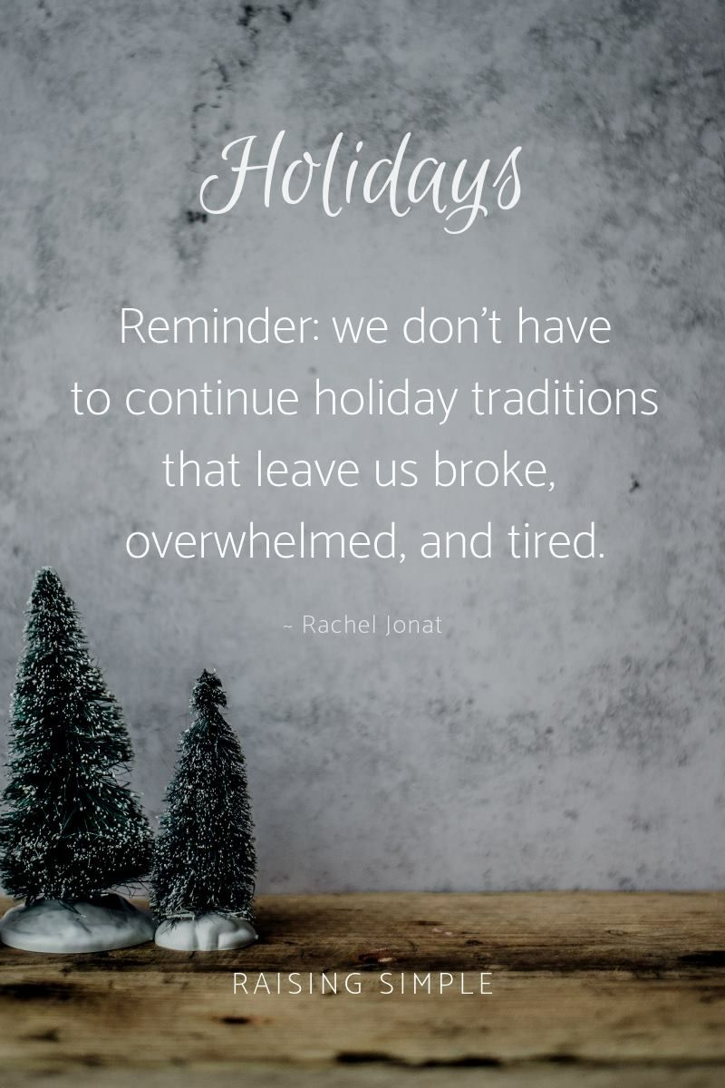 Keep it simple..... | Quotes | Christmas holidays, Quotes ...