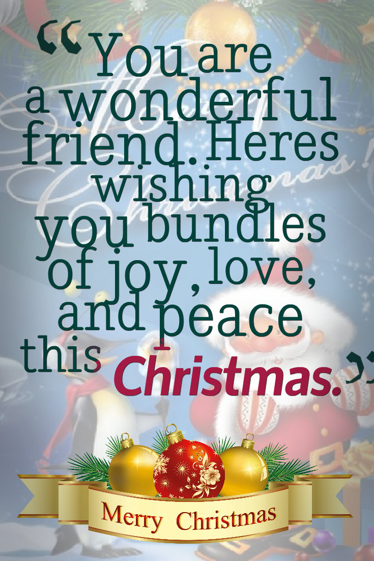 Merry Christmas 2018 Wishes, Quotes, Images, Wallpapers ...