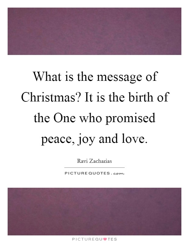Peace Love And Joy Quotes & Sayings | Peace Love And Joy ...